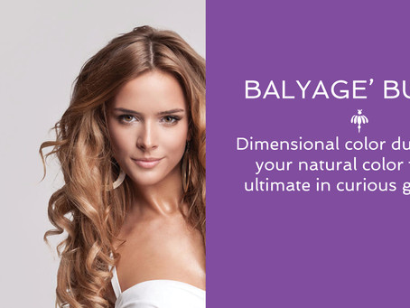 "Balayage Burst - ""Sweeping color in"""