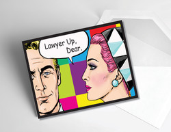 Lawyer Up Dear