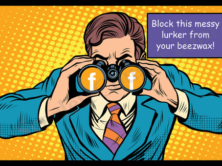 Block your Wasband on Fakebook