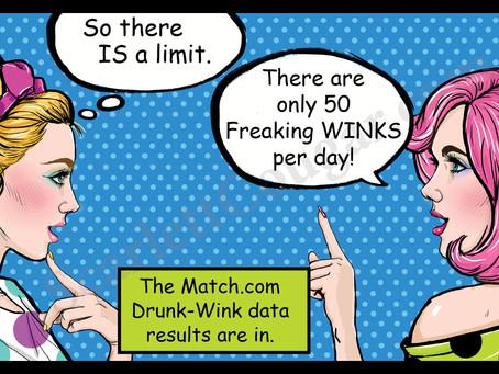 Winks vs Favorites on Match.com