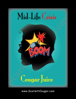 Midlife Crisis Wine Label
