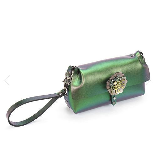 Emerald Wristlet