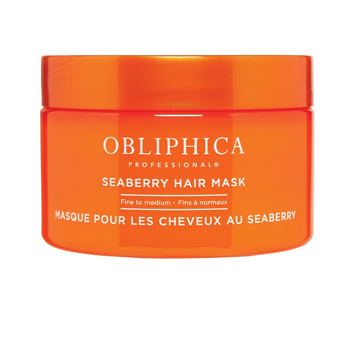 Obliphica Seaberry Mask - Fine to Medium