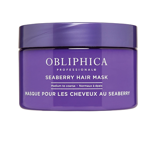 Obliphica Seaberry Mask - Thick to Course