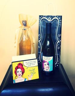 Sassy Wine Kit