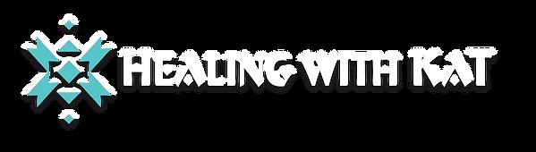 Healing with Kat Logo