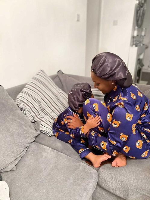 Mummy & Me Bonnet Set