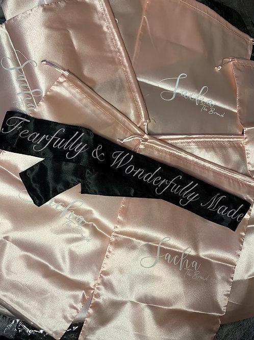 STB Fearfully & Wonderfully Made Head Tie