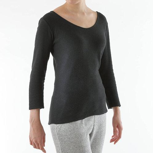 SKINFRIEND WINTER for women U neck long sleeve