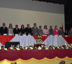 Concejo Municipal de Ibarra asignó condecoraciones por Fiestas del Retorno