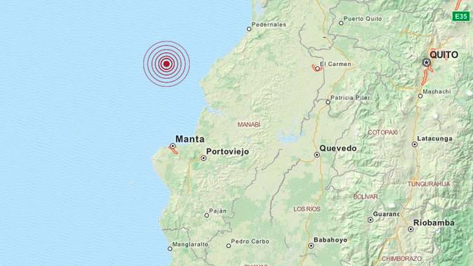 URGENTE: En Imbabura nuevos sismos generan temor entre la población.