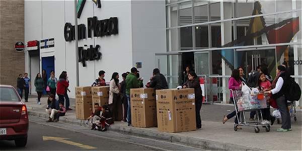 Video muestra como roban vehículos ecuatorianos en Ipiales