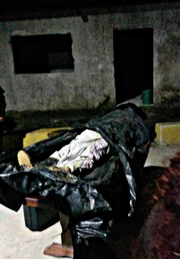La víctima tenía 47 años de edad. Durante el ataque una persona más resultó herida. (foto cortesía)