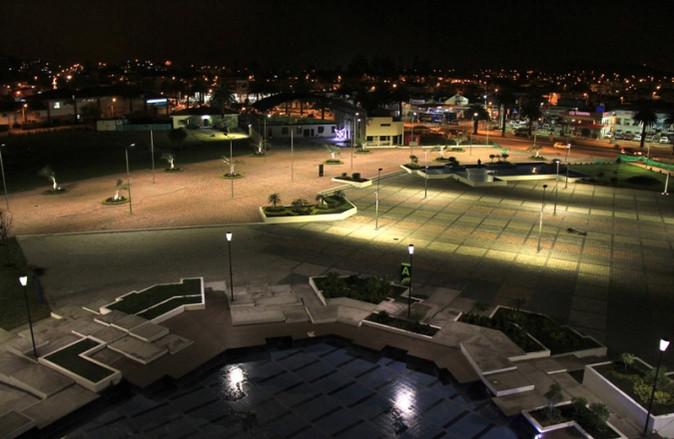 Emelnorte asegura que iluminación de parques es responsabilidad de municipios