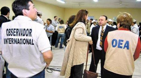 Delegación de CNE realizará veeduria a proceso electoral en Perú
