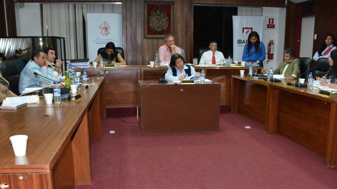 Municipio de Ibarra y trabajadores acuerdan firma de noveno contrato colectivo