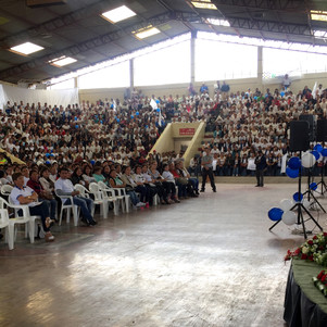 Ministro de Educación defiende, en Otavalo, proceso de evaluación docente