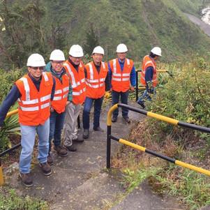 Prefecto y alcalde de Cotacachi viajaron a Perú