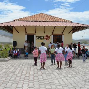 Parroquia de Salinas en Ibarra contará con parque de los rituales