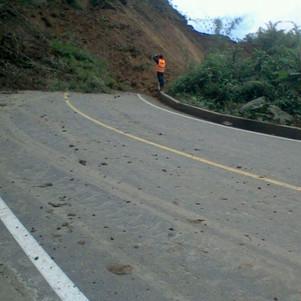 Lluvias generaron varios incidentes este domingo en Imbabura