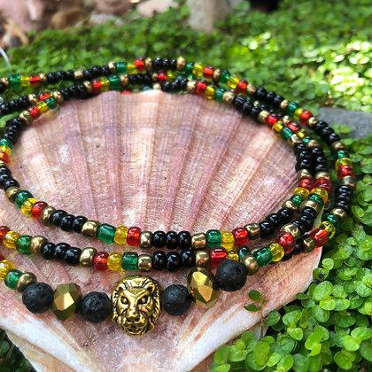Jah's Gift Waist Beads