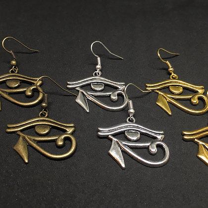 Eye of Heru Earrings