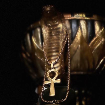 Ancestral Ankh Necklace