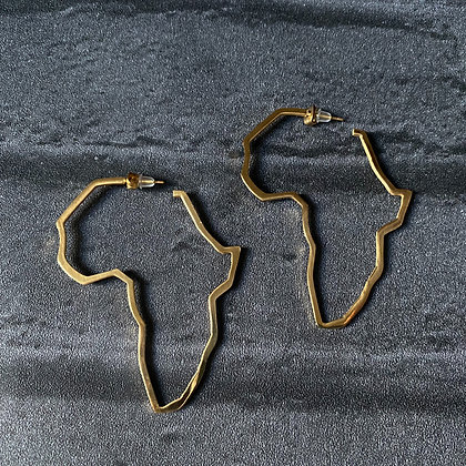 Motherland Frame Earrings