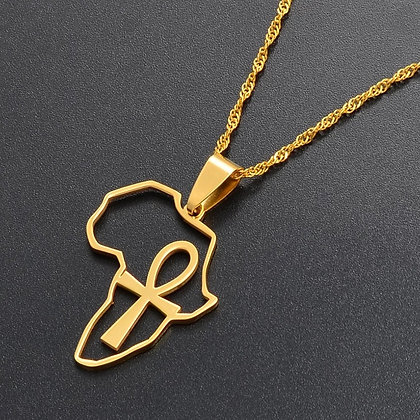 Ankh Motherland Necklace