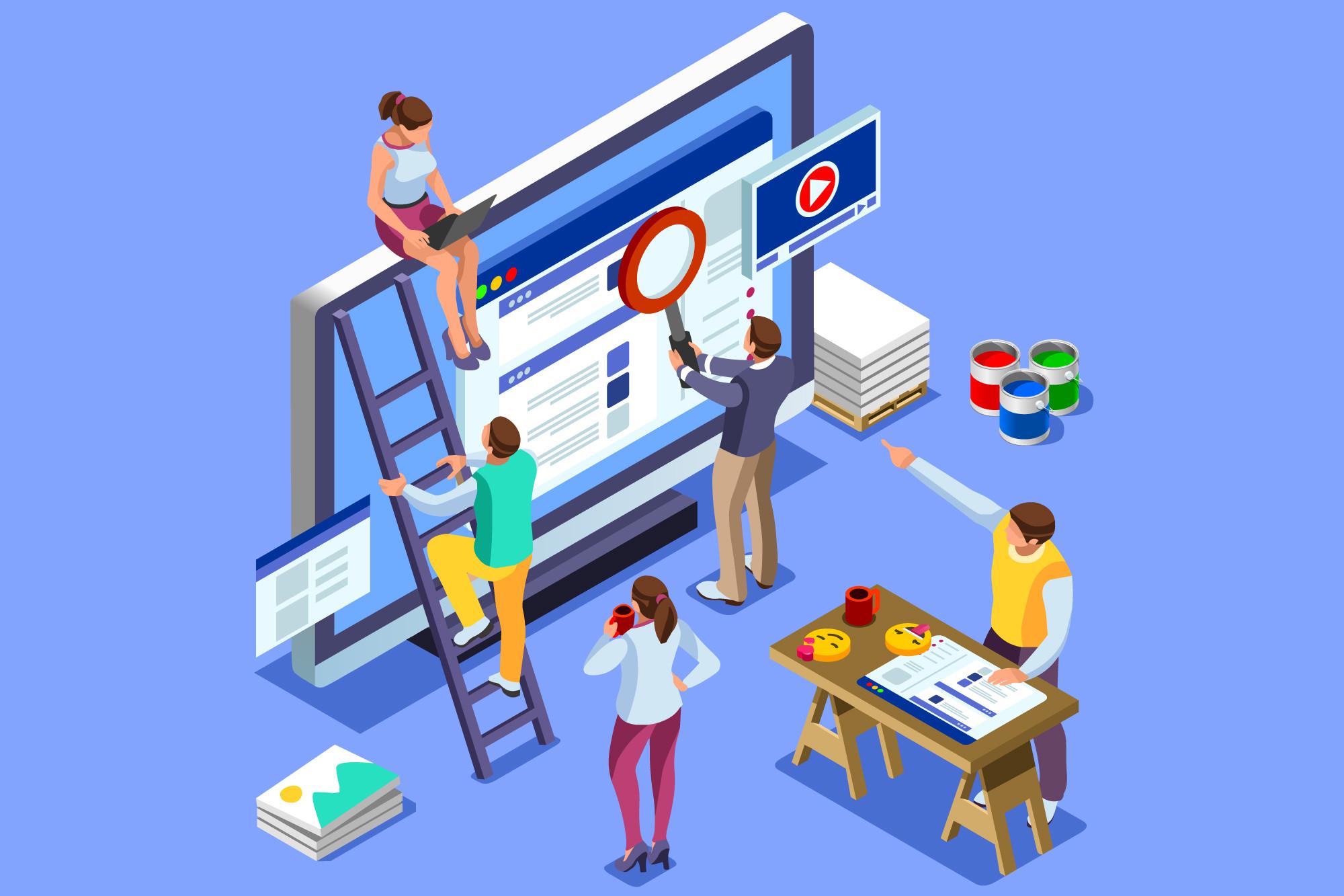 Market Research & Website Optimization