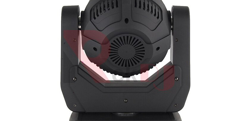 4pcs With Flightcase LED 150W Moving Head Light Spot DMX Control Stage Light for