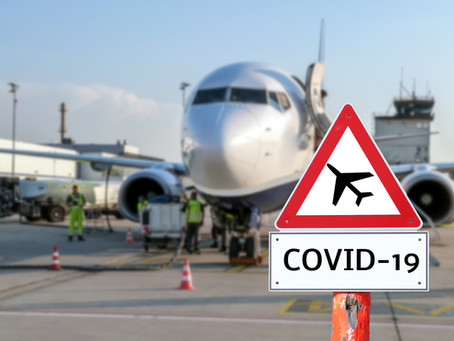 COVID-19 Construction Risk Management Issues at Airports