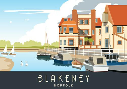 Blakeney (Blue)