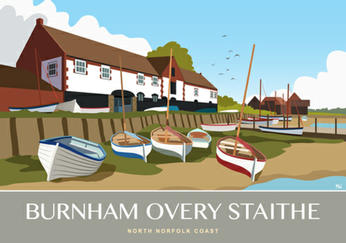 Burnham Overy Staithe
