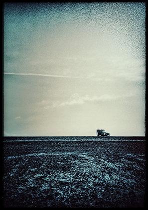 Landscape for a Land Rover