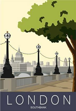 London Southbank St Paul's