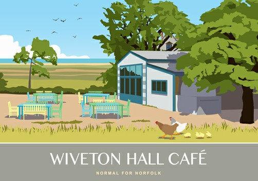 Wiveton Hall Café