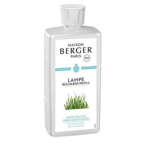 Fresh Green Grass Half Liter