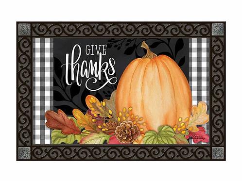 Season of Thanks Doormat