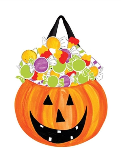 Halloween Candy Door Hanger