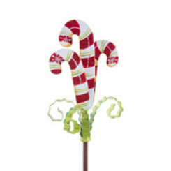 Candy Cane Finial