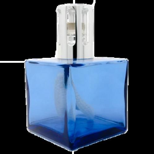 Lampe Cube Blue