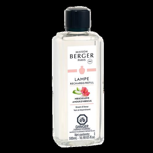 Hibiscus Love Half Liter