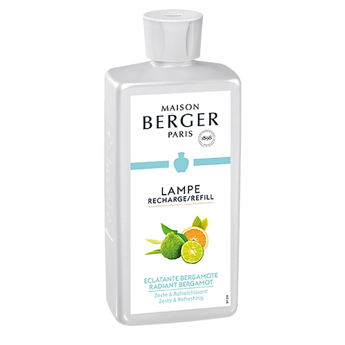 Radiant Bergamot Half Liter