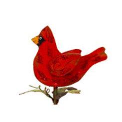 Cardinal Finial