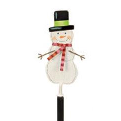 Snowman Finial