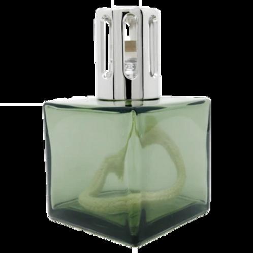 Lampe Cube Green