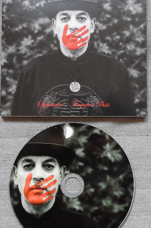 Symbiotic - Forgotten Pasts - CD Digipak