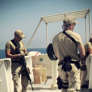 Private Security Maritime Course MSO