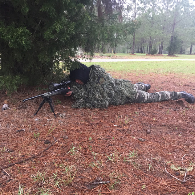 Shooting and Sniping course in TEXAS